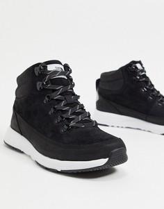 Черные ботинки The North Face Back-to-Berkeley Redux Lux-Черный