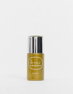 Гель-лак для ногтей Le Mini Macaron – Golden Glow-Бесцветный