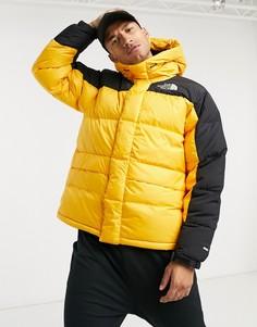 Желтая парка-пуховик The North Face Himalayan-Желтый