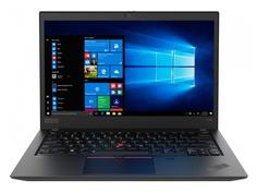 Ноутбук Lenovo ThinkPad P14s 20S40012RT (Intel Core i7-10510U 1.8 GHz/16384Mb/512Gb SSD/nVidia Quadro P520 2048Mb/Wi-Fi/Bluetooth/Cam/14.0/1920x1080/Windows 10 Pro 64-bit)