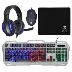 Игровой комплект Oklick HS-HKM300G Pirate