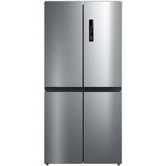 Холодильник многодверный Korting KNFM 81787 X