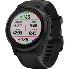 Смарт-часы Garmin Fenix 6S Pro Black (010-02159-14)