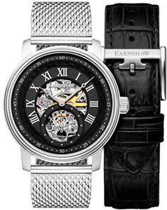 мужские часы Earnshaw ES-8119-44. Коллекция Downing