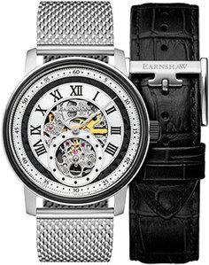 мужские часы Earnshaw ES-8119-11. Коллекция Downing