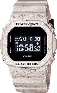 Японские наручные мужские часы Casio DW-5600WM-5ER. Коллекция G-Shock