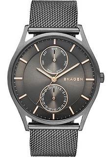 Швейцарские наручные мужские часы Skagen SKW6180. Коллекция Mesh