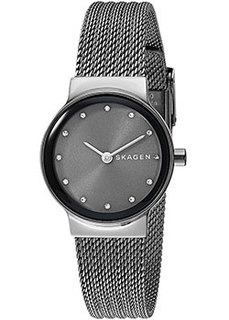 Швейцарские наручные женские часы Skagen SKW2700. Коллекция Mesh