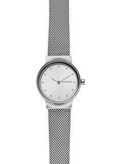 Швейцарские наручные женские часы Skagen SKW2715. Коллекция Mesh