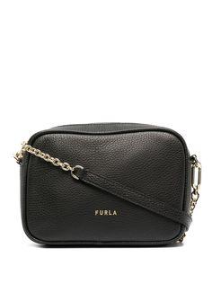 Furla сумка через плечо с логотипом