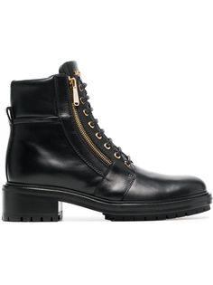 Balmain ботинки Ranger 15 на молнии