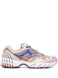Saucony кроссовки со вставками