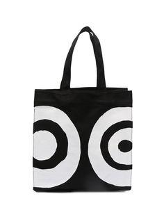 10 CORSO COMO сумка-тоут с графичным принтом