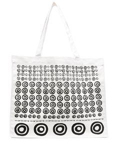 10 CORSO COMO сумка-тоут с абстрактным принтом