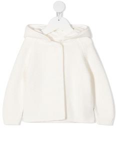 Stella McCartney Kids куртка с капюшоном