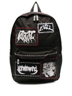 KTZ рюкзак с нашивками