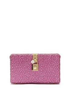 Dolce & Gabbana клатч с кристаллами