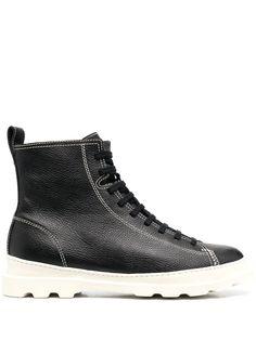 Camper ботинки Brutus с контрастной строчкой