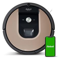 Пылесосы Робот-пылесос IROBOT Roomba 976, золотистый/черный