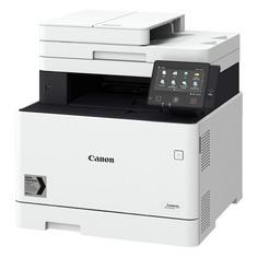 МФУ лазерный CANON i-Sensys Colour MF744CDW, A4, цветной, лазерный, белый [3101c064]