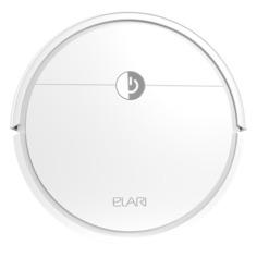 Робот-пылесос ELARI SmartBot Lite, белый [sbt-002a]