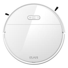 Робот-пылесос ELARI SmartBot Brush, белый [sbt-001a]