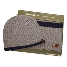 Головные уборы Ribbed Stripe Gift Set Timberland
