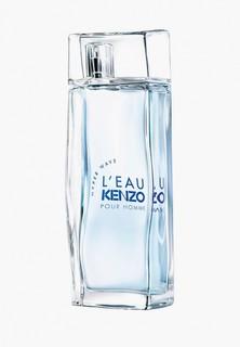 Туалетная вода Kenzo LEAU KENZO HYPER WAVE POUR HOMME, 100 мл