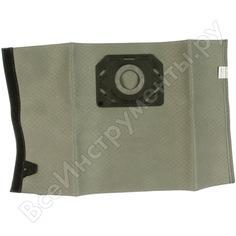 Многоразовый мешок с текстильной застежкой для пылесоса bosch gas 15, bosch gas 20, flex, hammer gigant kr-30/12