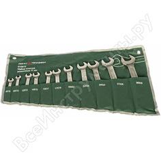 Набор рожковых ключей 11 шт сумка дт/10 дело техники 510610