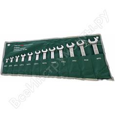 Набор рожковых ключей 12шт сумка дело техники 510620
