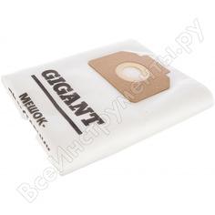 Мешки для профессиональных пылесосов 5 шт. (36 л) gigant kr-bh 30/5 (россия) Metabo