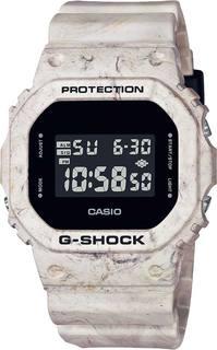 Японские мужские часы в коллекции G-SHOCK Мужские часы Casio DW-5600WM-5ER