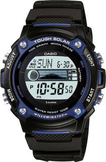 Японские мужские часы в коллекции Collection Мужские часы Casio W-S210H-1AVEG