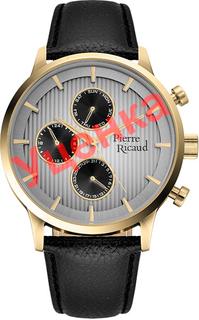 Мужские часы в коллекции Strap Мужские часы Pierre Ricaud P97230.1217QF-ucenka