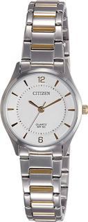 Японские женские часы в коллекции Basic Женские часы Citizen ER0201-72A