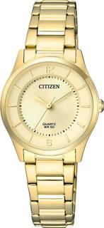 Японские женские часы в коллекции Basic Женские часы Citizen ER0203-85P