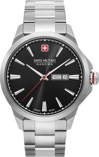Швейцарские мужские часы в коллекции Land Мужские часы Swiss Military Hanowa 06-5346.04.007