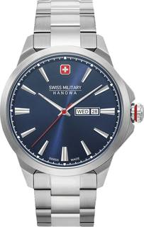 Швейцарские мужские часы в коллекции Land Мужские часы Swiss Military Hanowa 06-5346.04.003