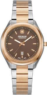 Швейцарские женские часы в коллекции Ladies Женские часы Swiss Military Hanowa 06-7339.12.005