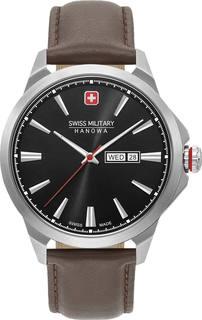 Швейцарские мужские часы в коллекции Land Мужские часы Swiss Military Hanowa 06-4346.04.007