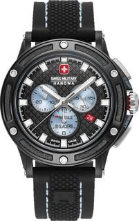Швейцарские мужские часы в коллекции Partner Мужские часы Swiss Military Hanowa 06-4348.13.001