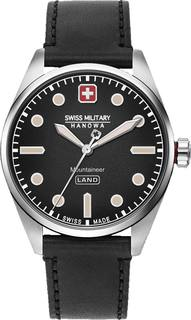 Швейцарские мужские часы в коллекции Land Мужские часы Swiss Military Hanowa 06-4345.7.04.007