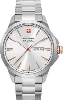 Швейцарские мужские часы в коллекции Land Мужские часы Swiss Military Hanowa 06-5346.04.001