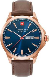 Швейцарские мужские часы в коллекции Land Мужские часы Swiss Military Hanowa 06-4346.02.003