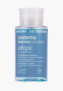 Лосьон для лица Sesderma липосомальное средство для снятия макияжа для чувствительной кожи SENSYSES Atopic, 50 мл