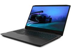 Ноутбук Lenovo IdeaPad Gaming 3 15ARH05 82EY000DRU (AMD Ryzen 7 4800H 2.9 GHz/16384Mb/512Gb SSD/nVidia GeForce GTX 1650 4096Mb/Wi-Fi/Bluetooth/Cam/15.6/1920x1080/Windows 10 Home 64-bit)