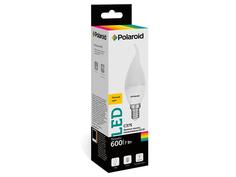 Лампочка Polaroid C37S 7W 220V 3000K E14 600lm PL-C37S7143