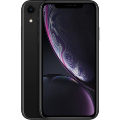 Смартфон Apple iPhone XR 128 GB черный