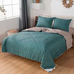 Комплект постельного белья с одеялом Sofi De Marko Дарси Семейный (КТ-7Е-СТ52)